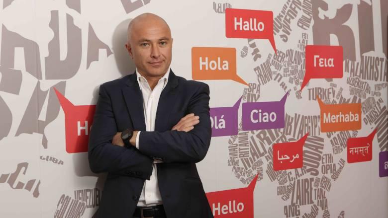 Αχιλλέας Κανάρης: με το Vodafone PASS αλλάζουμε τον τρόπο που λειτουργεί η αγορά
