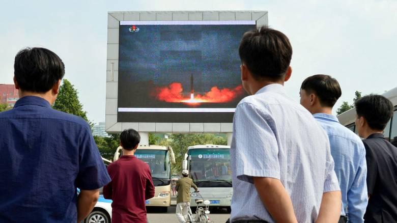 Η Γαλλία προειδοποιεί: σύντομα η Βόρεια Κορέα θα είναι σε θέση να πλήξει με πυρηνικά ΗΠΑ και Ευρώπη
