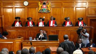 Κένυα: Άκυρη η εκλογή του προέδρου σύμφωνα με το Ανώτατο Δικαστήριο (pics)