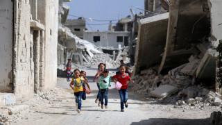 Συρία: Απελευθερώθηκε η παλιά πόλη της Ράκα από τους τζιχαντιστές