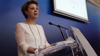 Γεροβασίλη: Εργαλείο ανάπτυξης η μεταρρύθμιση στη Δημόσια Διοίκηση