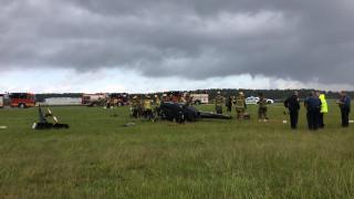 ΗΠΑ: Συνετρίβη ελικόπτερο της αστυνομίας στην Ατλάντα – Δύο τραυματίες