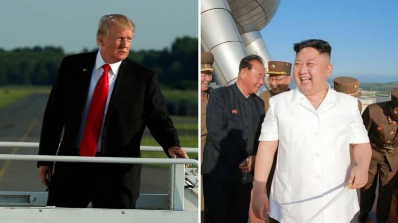 Ο Τραμπ «απαντά» στον Κιμ Γιονγκ Ουν: Αναθεωρείται η οδηγία για τους πυραύλους της Νότιας Κορέας