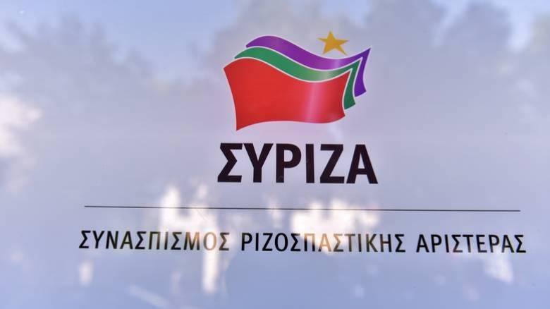 Η ανακοίνωση του ΣΥΡΙΖΑ για τη φωτιά στα γραφεία του Ρεθύμνου