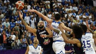 Eurobasket 2017: Η εθνική έχασε από τη Γαλλία, έσωσε τα προσχήματα στο τέλος (vid)