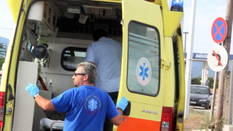 Λασίθι: Ένας νεκρός και δύο τραυματίες σε τροχαίο δυστύχημα
