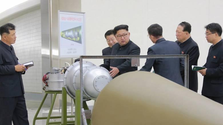 Οι βόμβες υδρογόνου είναι τα πιο ισχυρά όπλα που έχουν κατασκευαστεί