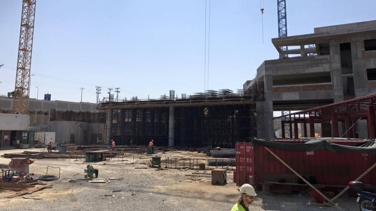 Μετρό Θεσσαλονίκης: Στο τέλος του 2018 θα είναι έτοιμο το αμαξοστάσιο Πυλαίας
