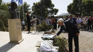 Παυλόπουλος: Το Πυροσβεστικό Σώμα έχει το σεβασμό και την ευγνωμοσύνη όλων μας (pics)