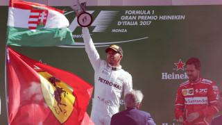 F1: «Περίπατος» στη Μόντσα για Mercedes και Χάμιλτον