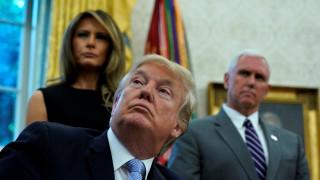 Ο Τραμπ συγκαλεί την ομάδα εθνικής ασφαλείας μετά την πυρηνική δοκιμή της Βόρειας Κορέας