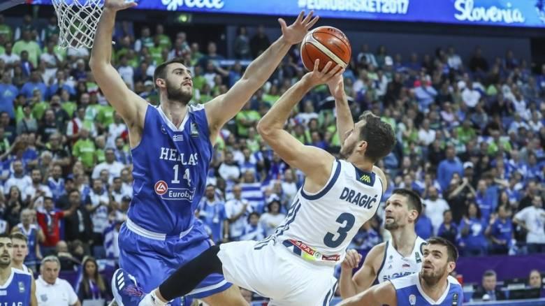 Eurobasket 2017: Πάλεψε αλλά έχασε στο φινάλε και από τη Σλοβενία η Εθνική (vids)