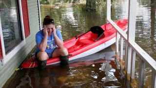 Τυφώνας Χάρβεϊ: Οι καταστροφές στο Τέξας μπορεί να κοστίσουν 150-180 δισ.δολάρια