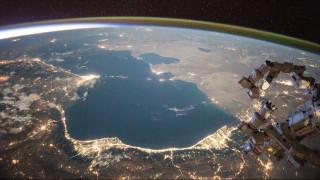 Η Κασπία Θάλασσα εκπέμπει SOS: Η μεγαλύτερη λίμνη της Γης εξατμίζεται (Pic)
