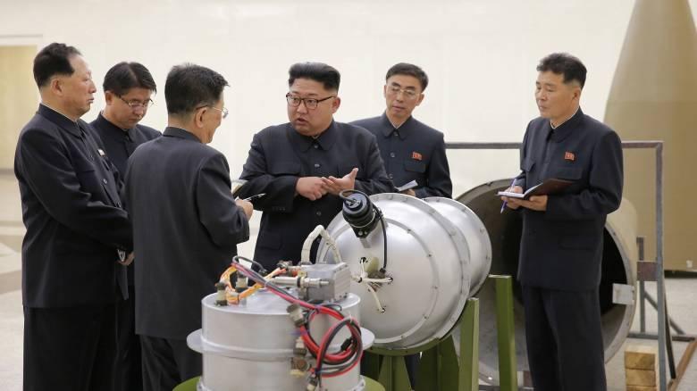 Βόρεια Κορέα: Oι σημαντικότεροι σταθμοί στο βαλλιστικό της πρόγραμμα (infographic)