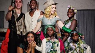 H Μadonna εγκαθίσταται στην Πορτογαλία για τη Μπενφίκα