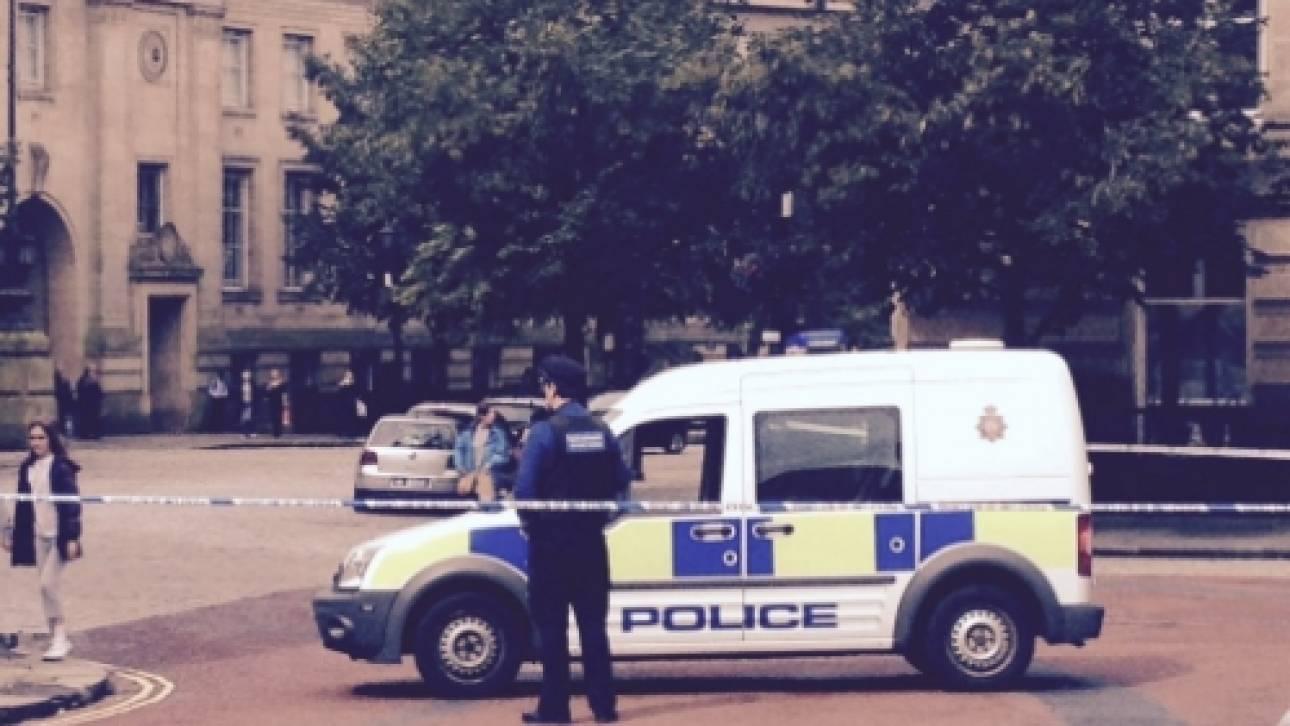Εντοπίστηκε ύποπτο πακέτο στο δημαρχείο Μπόλτον της Βρετανίας
