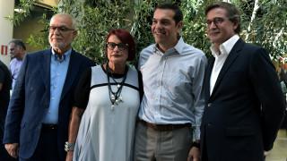 Πρόεδρος APIVITA: Έμπρακτη αναγνώριση των προσπαθειών μας η επίσκεψη Τσίπρα
