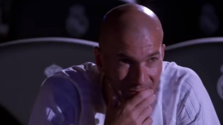 Όταν ο Ζιντάν ξέσπασε σε κλάματα μπροστά στις κάμερες (vid)