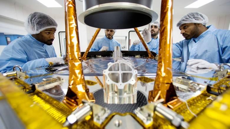 Ντουμπάι: Η επόμενη αποστολή στον Άρη θα μιλάει αραβικά...