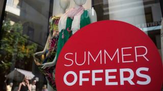 Πτώση των πωλήσεων και στις φετινές θερινές εκπτώσεις