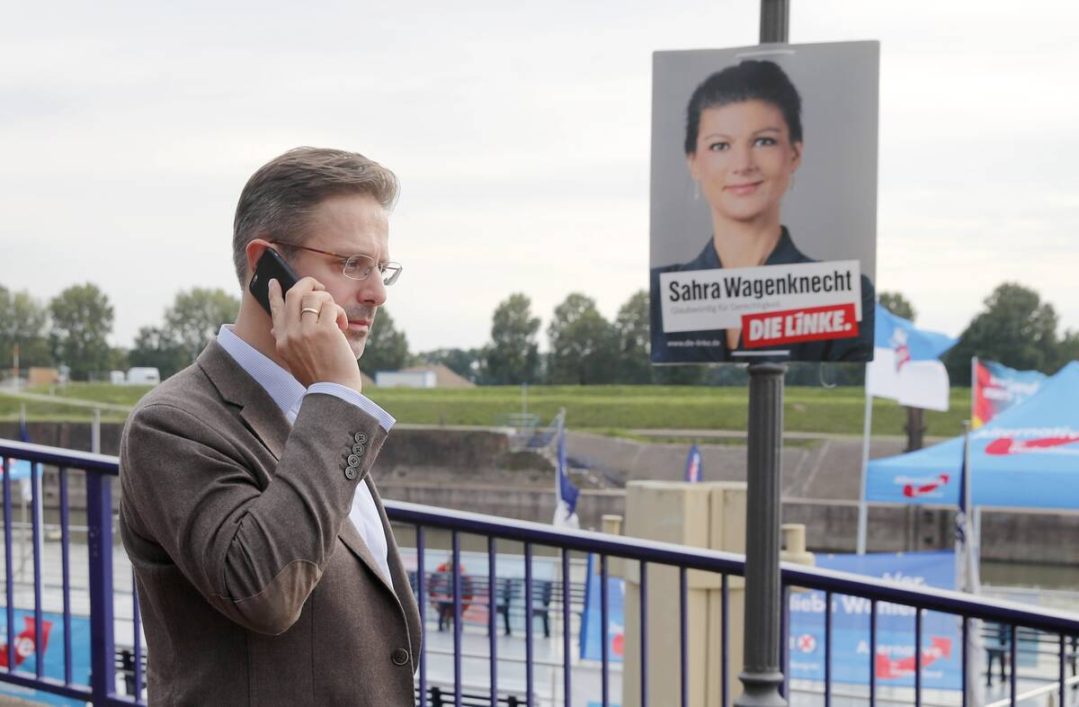 2017 09 04T160010Z 1021327653 UP1ED9418G94N RTRMADP 3 GERMANY ELECTION AFD