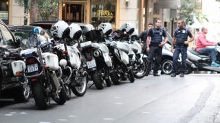 Εισβολή Ρουβίκωνα στο υπουργείο Μακεδονίας-Θράκης
