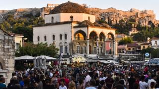 Από τους ασφαλέστερους προορισμούς η Αθήνα