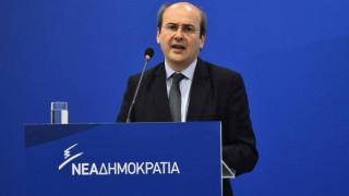Χατζηδάκης: Η κυβέρνηση οικειοποιείται τα έργα που δεν είχε ψηφίσει στη Βουλή