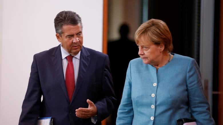 Νέα επίθεση Γκάμπριελ σε Σόιμπλε - «Θα τιναζόταν η Ευρώπη στον αέρα» με ένα Grexit
