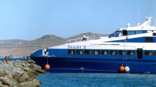 Τραυματίες από την πρόσκρουση του Sea Jet 2 στο λιμάνι της Σίφνου