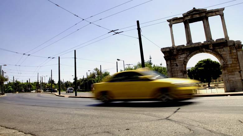 Κυκλοφοριακές ρυθμίσεις στη λεωφόρο Βασιλίσσης Αμαλίας λόγω εργασιών στο τραμ