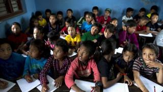 UNICEF: Μείωση κατά 1,3% του ποσοστού των παιδιών που μένουν εκτός σχολείου