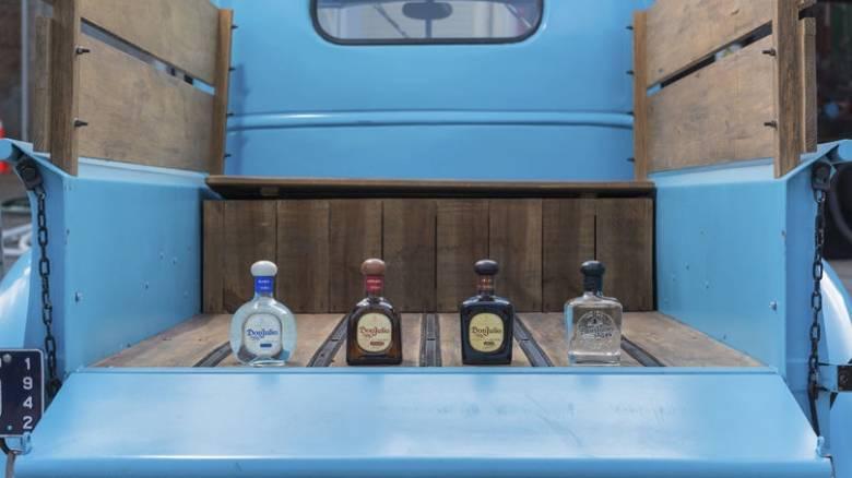 Το αυθεντικό truck της εκλεκτής tequila Don Julio σε road show με αέρα Μεξικού
