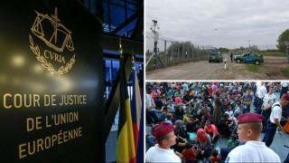 «Ευρωπαϊκός εμφύλιος» μετά την απόφαση για το προσφυγικό