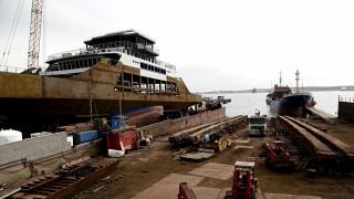 Τραυματισμός εργάτη σε ναυπηγείο στη Σαλαμίνα