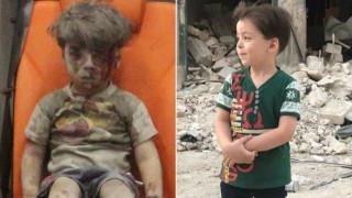 Ομράν: Το παιδί - σύμβολο του πολέμου της Συρίας ένα χρόνο μετά