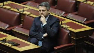 Ο Κωνσταντινόπουλος ανακοίνωσε την υποψηφιότητά του για την Κεντροαριστερά