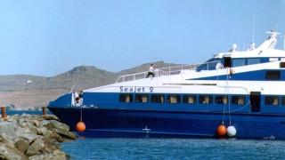 Τέσσερις οι τραυματίες από την πρόσκρουση του Sea Jet 2 στο λιμάνι της Σίφνου