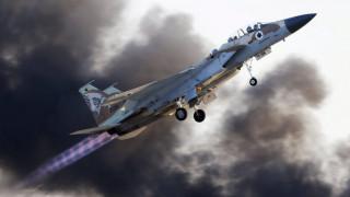 Θέσεις του συριακού στρατού «χτύπησαν» ισραηλινά μαχητικά