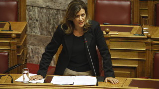 Αντωνοπούλου: Η αντιπολίτευση επιμένει να διαστρεβλώνει τα στοιχεία για την ανεργία