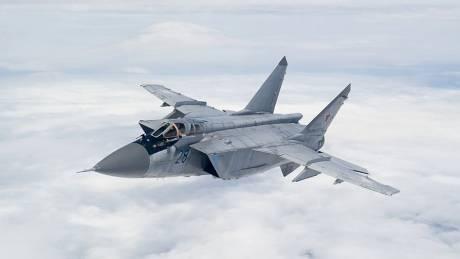 Οι εντυπωσιακές δυνατότητες του MiG-31 μέσα από 15 φωτογραφίες