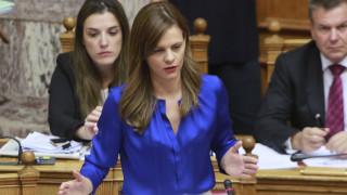 Υπερψηφίστηκε το νομοσχέδιο του υπ. Εργασίας, καταψήφισε η ΝΔ
