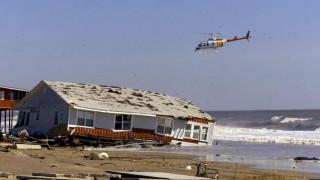 Οι πλέον καταστροφικοί τυφώνες που έχουν πλήξει τις τελευταίες δεκαετίες τις Η.Π.Α