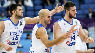 Eurobasket 2017: Καλάθης και Θανάσης Αντετοκούνμπο στα βίντεο της FIBA (vids)