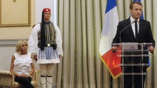 Μακρόν: Θα αναλάβω πρωτοβουλία για μια «κοινωνική Ευρώπη»