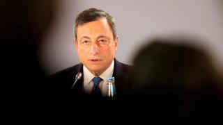 Ντράγκι:  Από τον Οκτώβριο οι αποφάσεις για το QE