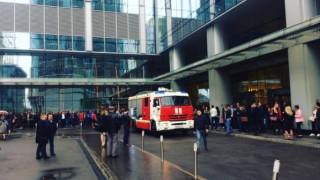 Μόσχα: Συναγερμός στην επιχειρηματική «καρδιά» της πόλης από ύποπτο αντικείμενο
