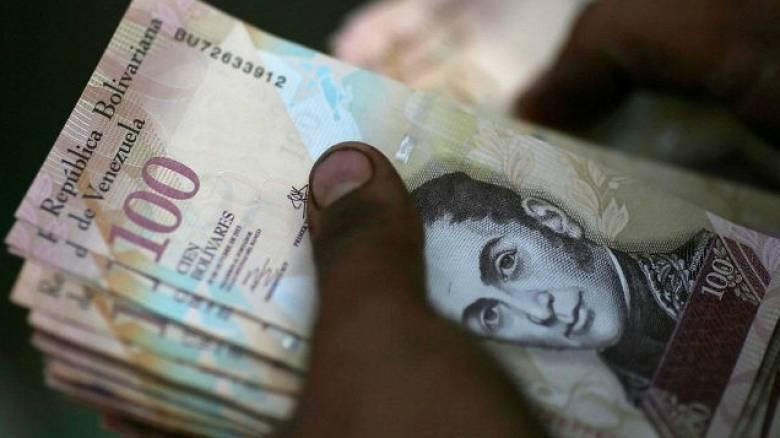 Στα 7 δολάρια αυξήθηκε ο κατώτατος μισθός στη Βενεζουέλα