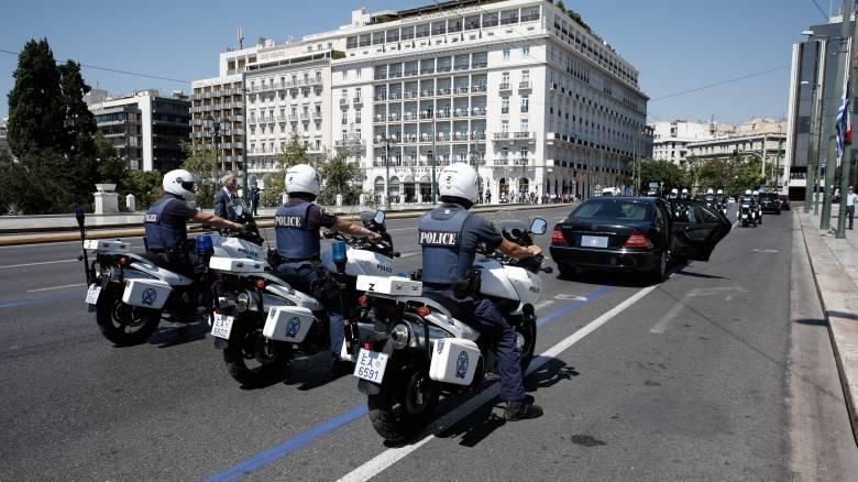 Επίσκεψη Μακρόν: Κυκλοφοριακές ρυθμίσεις και απαγόρευση συγκεντρώσεων για δεύτερη ημέρα